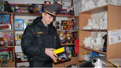 Алексей ШИЛО акцентирует, на какие моменты нужно обратить внимание при покупке пиротехники.