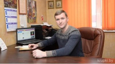 Директор ООО «Экотехнолес» Андрей Прись