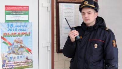 Жан Галеев, милиционер взвода милиции