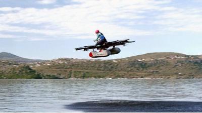 Kitty Hawk провел испытания Flyer