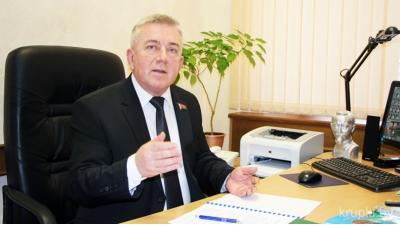 Депутат Палаты представителей Национального собрания Беларуси Петр Атрощенко