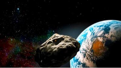 Большой астероид сблизится с Землей 19 апреля