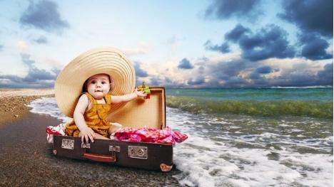 Какие документы нужны ребенку для выезда за границу?