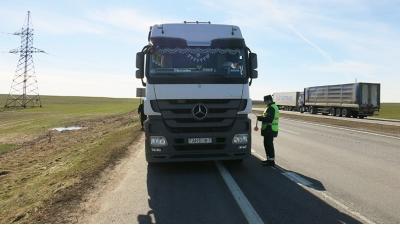 Транспортная инспекция по г. Минску и Минской области провела проверки международных автомобильных перевозок грузов