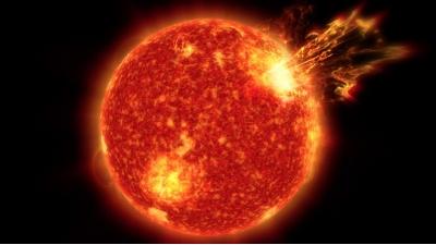 На Солнце зафиксировали новую мощную вспышку